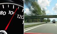 Ny studie visar: Hårda hastighetsgränser kan ge fler olyckor