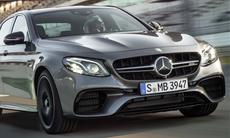 Mercedes-AMG E 63 är den starkaste E-klassen någonsin