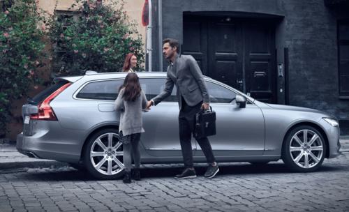 """Volvo lanserarnya fullservicetjänsten """"Care by Volvo"""""""