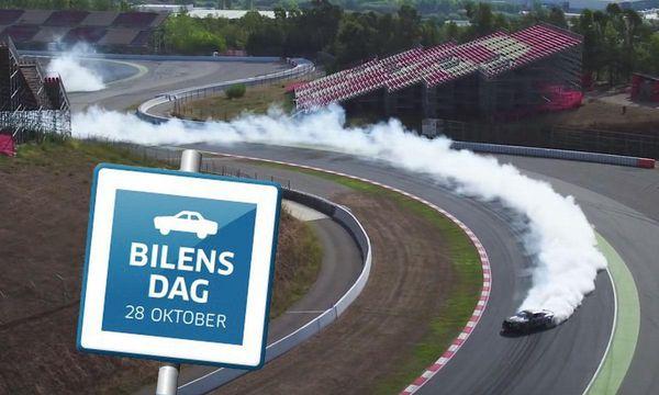 Bilens dag – det firar vi med en riktig rökare