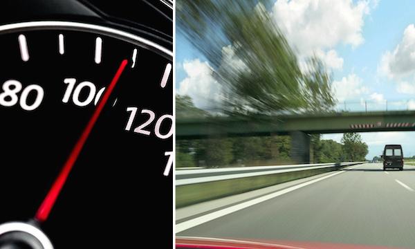 Hårda hastighetsgränser kan ge fler olyckor