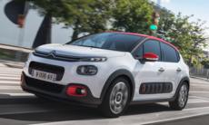 Svenskt pris på helt nya Citroën C3
