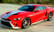 Ford överväger rättsliga åtgärder mot Mustang GTT