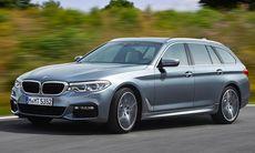 BMW 5-serie Touring G31 – nya tjänstebilsfavoriten är snart här