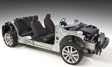 """Volkswagens MQB-plattform ska """"leva"""" i två generationer till"""