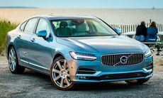 "Volvo S90 i final till ""North American Car of the Year 2017"""