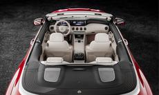 Superlyxiga Mercedes-Maybach S 650 Cabriolet gör entré i Los Angeles