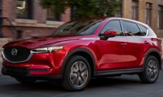 Nya Mazda CX-5 – blev den snyggare?