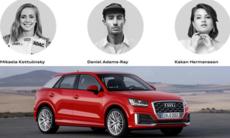 Audi drar tillbaka kampanj med Kakan Hermansson efter kritik