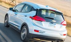 Chevrolet Bolt vinner Motor Trend Car of the Year före Tesla och Volvo
