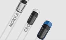 Opel Grandland X – nytt syskon till Mokka X och Crossland X