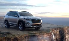 "Subaru Viziv-7 – ny ""full-size"" suv"