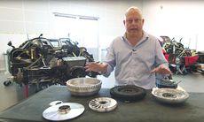 Christian von Koenigsegg förklarar hemligheterna med Regeras transmission