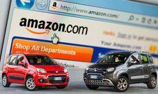 Fiat öppnar butik hos Amazon för att sälja bilar på nätet!
