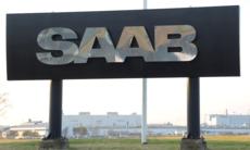 Nu tar Saab ner skylten i Trollhättan – bokstavligt