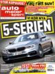 25/2016: Första provkörningen av nya BMW 5-serien