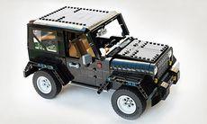 Lego måste bygga Jeep Wrangler Rubicon – hjälp till att rösta
