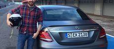 """Nya Mercedes-AMG: """"Så in i bänken snabb!"""""""