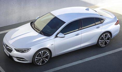 Äntligen: Nya Insignia – look att Opel now