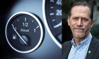 """Trafikborgarrådet vill få bort dieselbilarna: """"Får välja en laddhybrid eller elbil"""""""