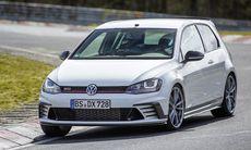 Volkswagen Golf GTI Clubsport S auktioneras för att stödja Bris