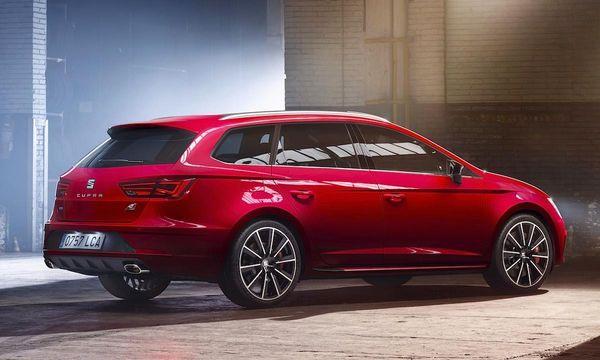 Seat Leon Cupra får 300 hk och fyrhjulsdrift
