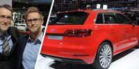 """Audis miljösatsning: """"Vi tror på V8-motorn"""""""