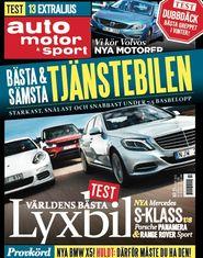 21/2013: Stor tjänstebilguide - Volvos nya motorer