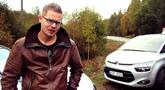 Volkswagen Golf Sportscombi mot fyra utmanare