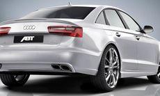 Audi A6 i form av ABT AS6