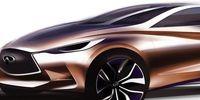 Infiniti Q30 Concept – starten på en ny design