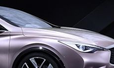 Infiniti Q30 Concept – första fotot