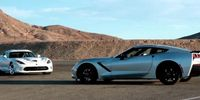 Film: Corvette C7 mot SRT Viper