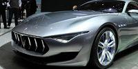 Snygga Maserati Alfieri får grönt ljus för serieproduktion
