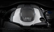 Audis nya V6-diesel är starkare och snålare