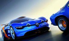 Renault väcker liv i Alpine utan hjälp från Caterham