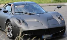 Spion: Pagani Huayra i ny specialversion för Nürburgring