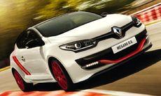 Renault Megane R.S. 275 Trophy-R är snabbast på Ringen