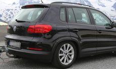 Spion: Volkswagen Tiguan blir större och lättare