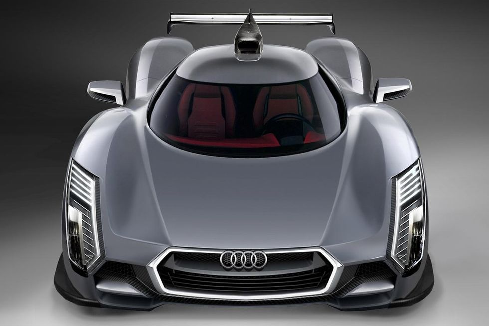 Audi R10 Paris 2014 Illustration: Radovan Varicak/Motor Forecast