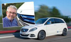 Mercedes B-klass Electric Drive provkörd: En Tesla light?