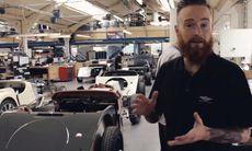 Bakom kulisserna: Så bygger Morgan bilar med antika metoder