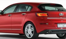 Nu ska Qoros 3 sno kunder från Volkswagen