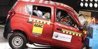 Krockflopp för indiska biltillverkare – noll stjärnor