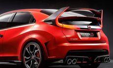 Honda i bråk – nya Civic Type R kung av Ringen?