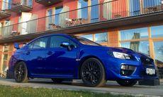 PROV: Nya Subaru WRX STI - bullrig och rå!