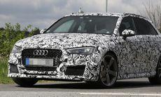 Spion: Audi RS 3 ska sätta Mercedes A 45 AMG på plats